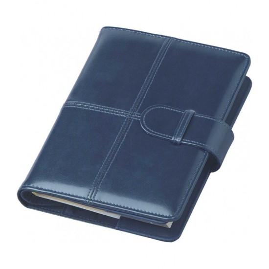 Agenda de lux Bluette 15x21cm cu clapeta