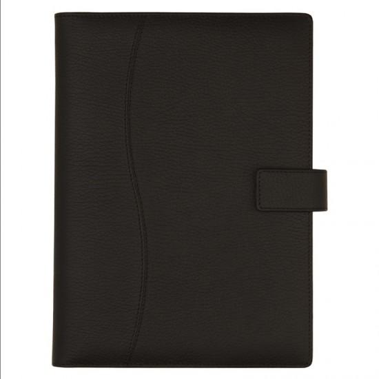 Agenda din piele Black 15x21cm