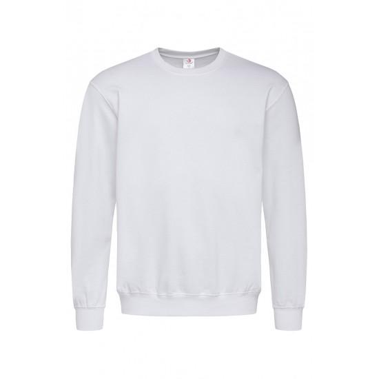Bluza  maneca lunga - Alb