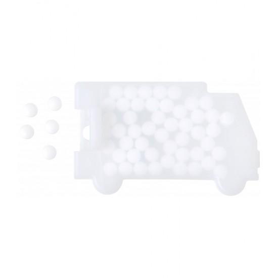 Bomboane mentolate in cutie camion Cata