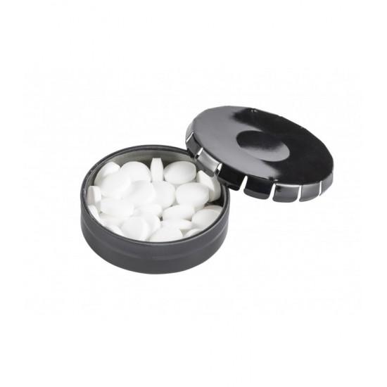 Bomboane mentolate in cutie metalica Ivona