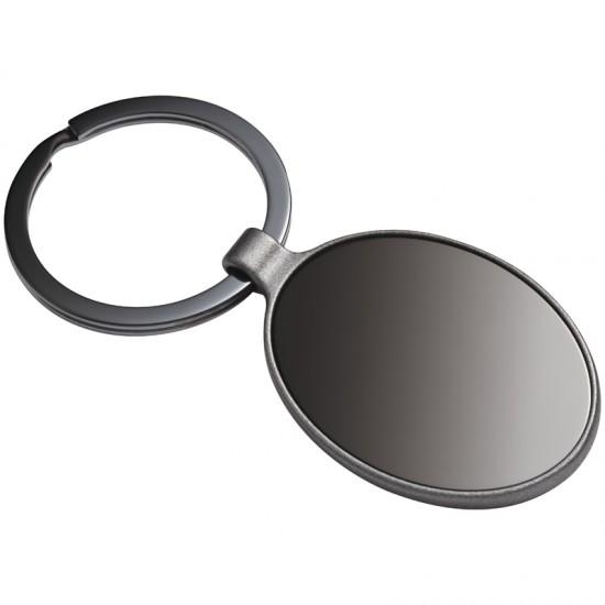 Breloc metalic oval Pampa
