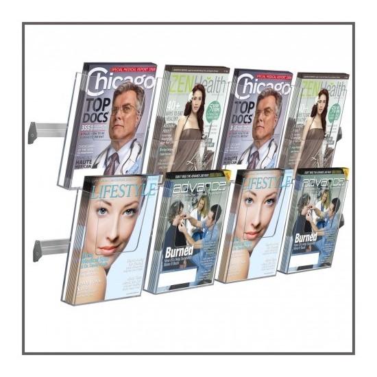 Brochure holder cocktail pentru perete
