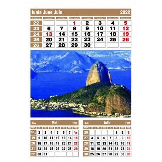 "Calendar ""Caleidoscop"" 2022"