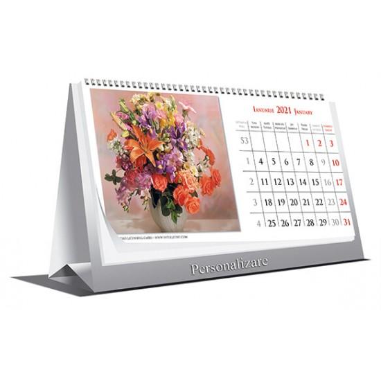 "Calendar de birou ""Landscapes"" 2021"