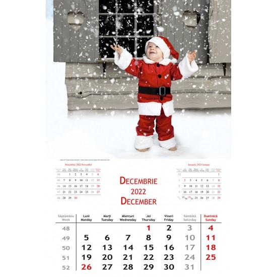 """Calendar """"Kids"""" 2022"""