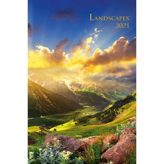 "Calendar ""Landscapes"" 2021"