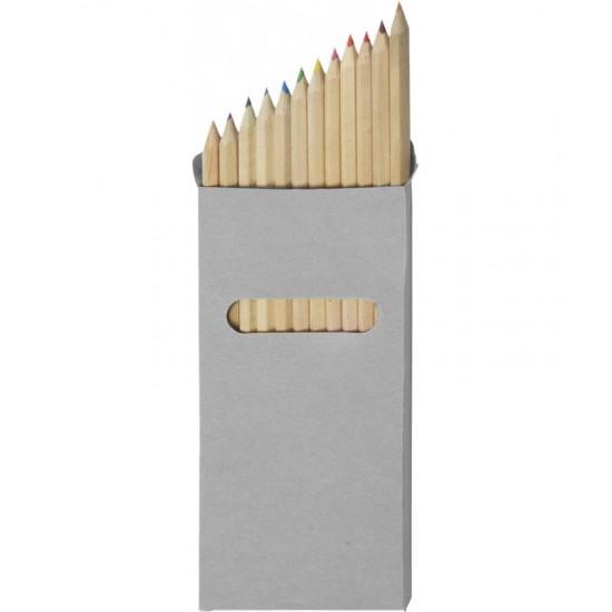 Creioane colorate 12 buc Herta