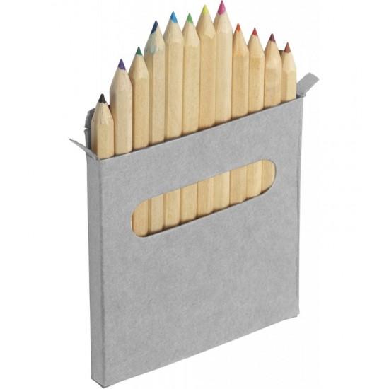 Creioane colorate 12 buc Lore