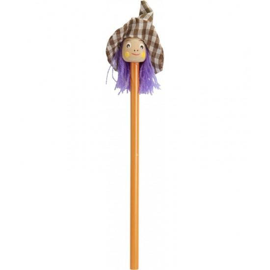 Creion cu cap de vrajitoare Simba