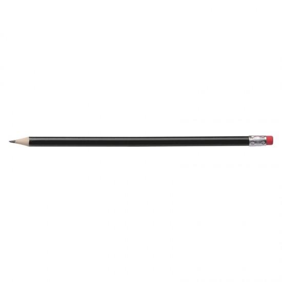 Creion lemn cu guma Vonk