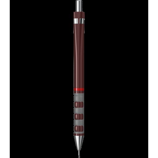 Creion Mecanic 0.5 Rotring Tikky III Burgundy - Color Code