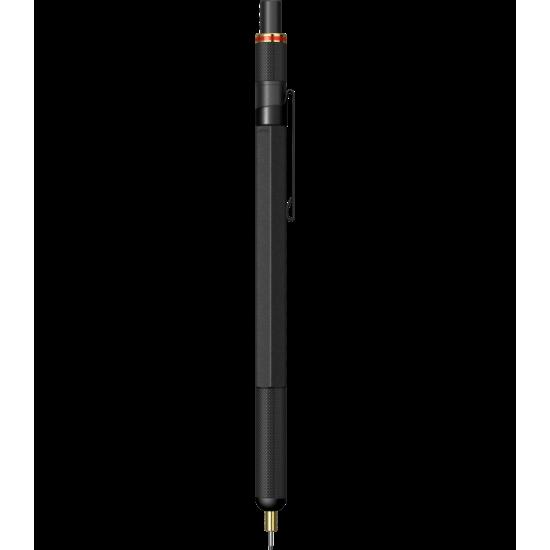 Creion Mecanic 0.5 Stylus Rotring 800 Plus Black