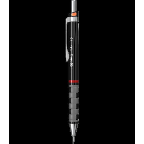 Creion Mecanic 1.0 Rotring - Tikky III Black - Color Code