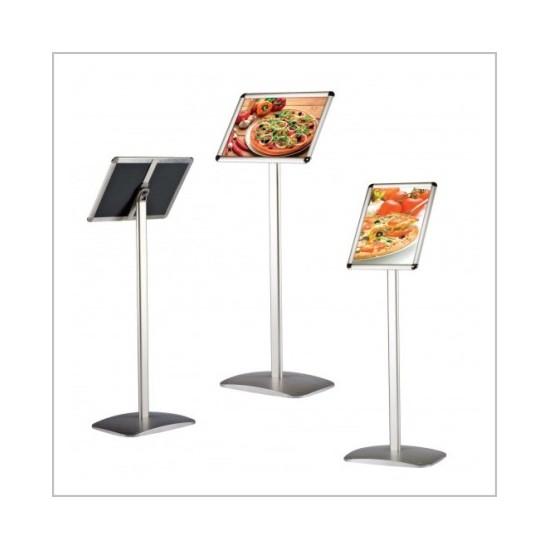 Display menu decorativ reglabil