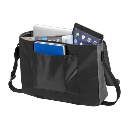 Geanta laptop 15,6 Heathered