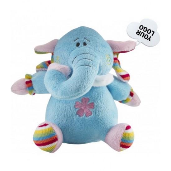Jucarie de plus elefant Lelia