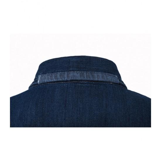 Camasa BC Denim Shirt LS SWD86