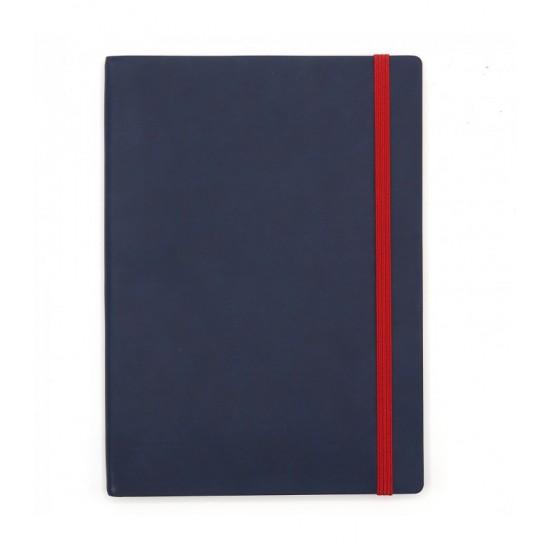 Notes A5 Precision Velvet Blue Navy