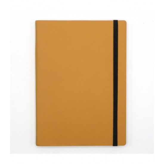 Notes A5 Precision Velvet  Gold