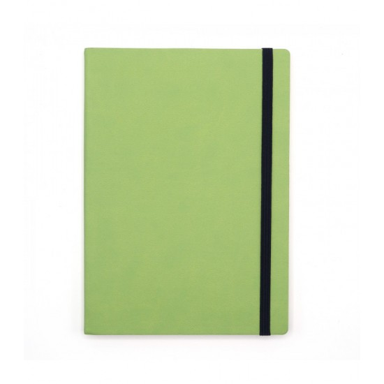 Notes A5 Precision Velvet Lime