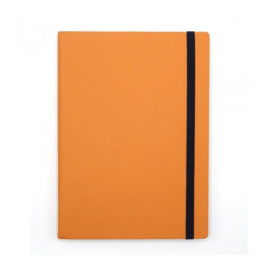 Notes A5 Precision Velvet Orange