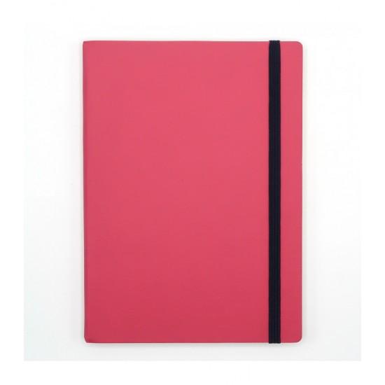 Notes A5 Precision Velvet Pink